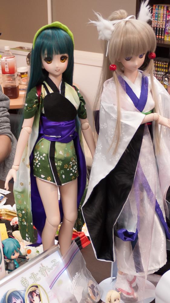 ずん子&イタコドール